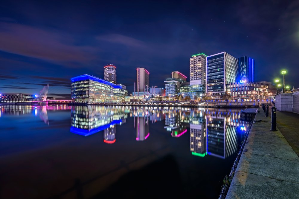 Media City, Manchester, UK