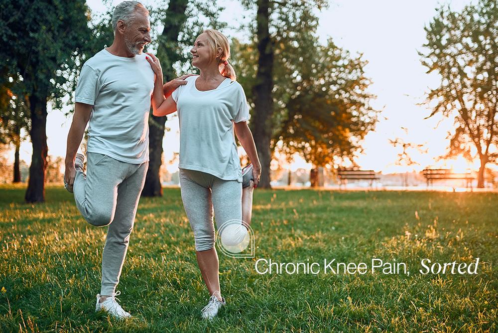 Chronic Knee Pain Sorted